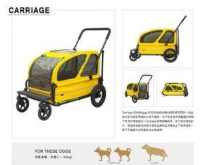 大型推車推薦-AirBugy-Carriage