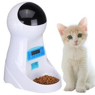 寵物自動餵食器推薦日本代購