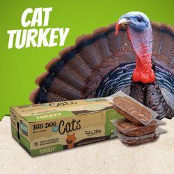 貓生食推薦-巴夫火雞肉