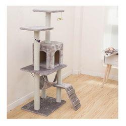 有階梯貓跳台