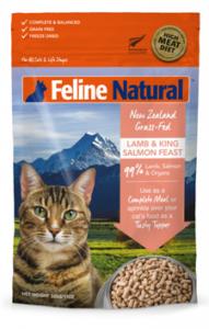 貓生食推薦-K9羊肉+鮭魚