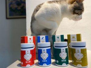 【犬貓保健品】關節、毛髮、心血管、腸胃保健品推薦|百補之王保健品