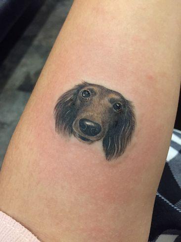 寵物寫實刺青