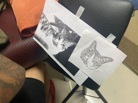 貓咪刺青推薦